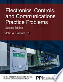 Electronics, Controls, and Communications Practice Problems