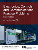 Electronics  Controls  and Communications Practice Problems Book