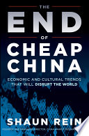The End Of Cheap China Book PDF