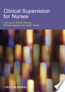 Clinical Supervision For Nurses Book PDF