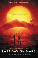 Last Day on Mars [Pdf/ePub] eBook