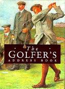 The Golfer s Address Book