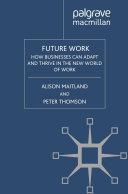 Future Work Pdf/ePub eBook