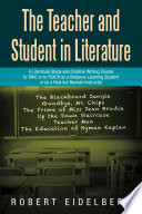 The Teacher And Student In Literature