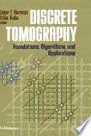 Discrete Tomography Book