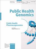 Public Health Pharmacogenomics