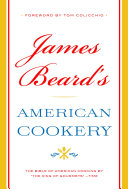 James Beard's American Cookery Pdf/ePub eBook