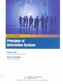 Principles of Information Systems  with Aplia Printed Access Card