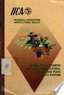 Model For A Modern National Agricultural Health And Food Safety System Book PDF