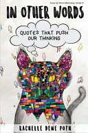 In Other Words  Quotes that Push Our Thinking Book PDF