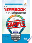 (SAMPLE) THE MEGA YEARBOOK 2019 - Current Affairs & General Knowledge for Competitive Exams - 4th Edition