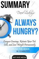 Summary David Ludwig's Always Hungry?