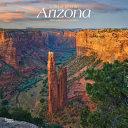 Arizona  Wild   Scenic 2019 Calendar
