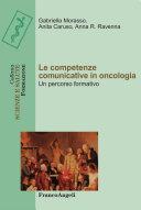 Le competenze comunicative in oncologia. Un percorso formativo