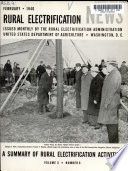 Rural Electrification News