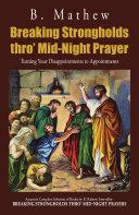 Breaking Strongholds thro' Mid-Night Prayer ebook