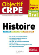 Objectif CRPE Histoire - 2017