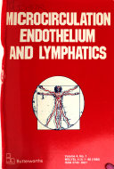 Microcirculation  Endothelium  and Lymphatics Book