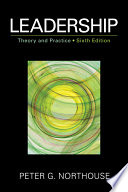 Leadership  : Theory and Practice