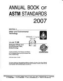Annual Book Of Astm Standards Book PDF