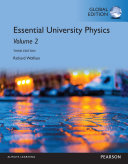 Essential University Physics  Volume 2  Global Edition