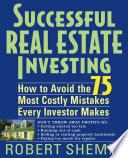 Successful Real Estate Investing