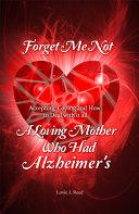 Forget Me Not Pdf/ePub eBook