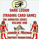 Dark Legion ( Trading Card Game ) The Animated Series
