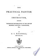 The Practical Painter and Instructor Book