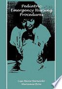 Pediatric Emergency Nursing Procedures