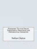 Harmonic Vector Fields