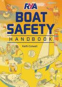 RYA Boat Safety Handbook  E G103