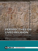 Pdf Perspectives on Lived Religion