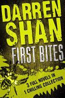 Pdf Darren Shan: First Bites