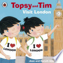 Topsy and Tim  Visit London