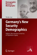 Germany's New Security Demographics Pdf/ePub eBook