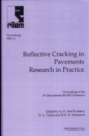 Pdf PRO 11: 4th International RILEM Conference on Reflective Cracking in Pavement Research in Practice