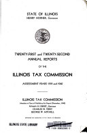 Annual Reports of the Illinois Tax Commission