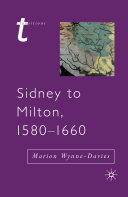 Sidney to Milton, 1580-1660 [Pdf/ePub] eBook