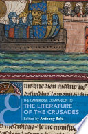 link to The Cambridge companion to the literature of the Crusades in the TCC library catalog