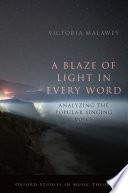A Blaze Of Light In Every Word Book