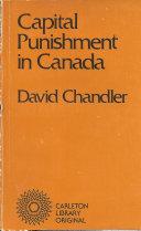 Capital Punishment in Canada Pdf/ePub eBook