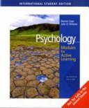 Intl Stdt Ed Psychology Book PDF