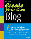 Create Your Own Blog ebook