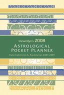 2008 Astrological Pocket Planner