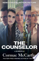 The Counselor  Movie Tie in Edition  Book