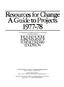 Resources for Change: A Guide to Projects, 1977-78 - Seite 125