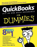 QuickBooks All in One Desk Reference For Dummies