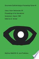 Colour Vision Deficiencies VIII