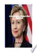 A Gist Of Hillary Clinton S What Happened